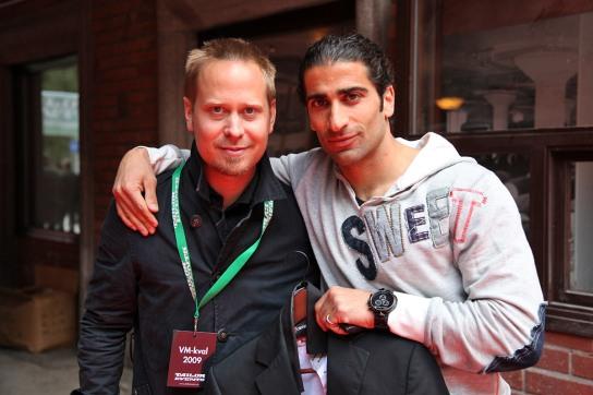Jesper Hussfeldt and Abgar Barsom
